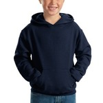 Youth NuBlend® Pullover Hooded Sweatshirt